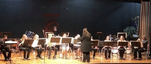 JES and JLHS music departments perform Winter Concerts