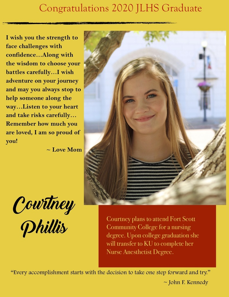 Courtney Phillis Senior Salute-2020